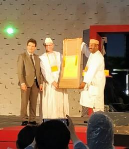 Entrega Premio Jikji 2018