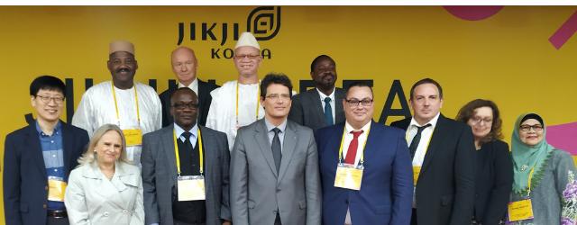 premio jikji 2018-entrega de premios