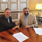 Firma del Entendimiento 16 de noviembre 2018