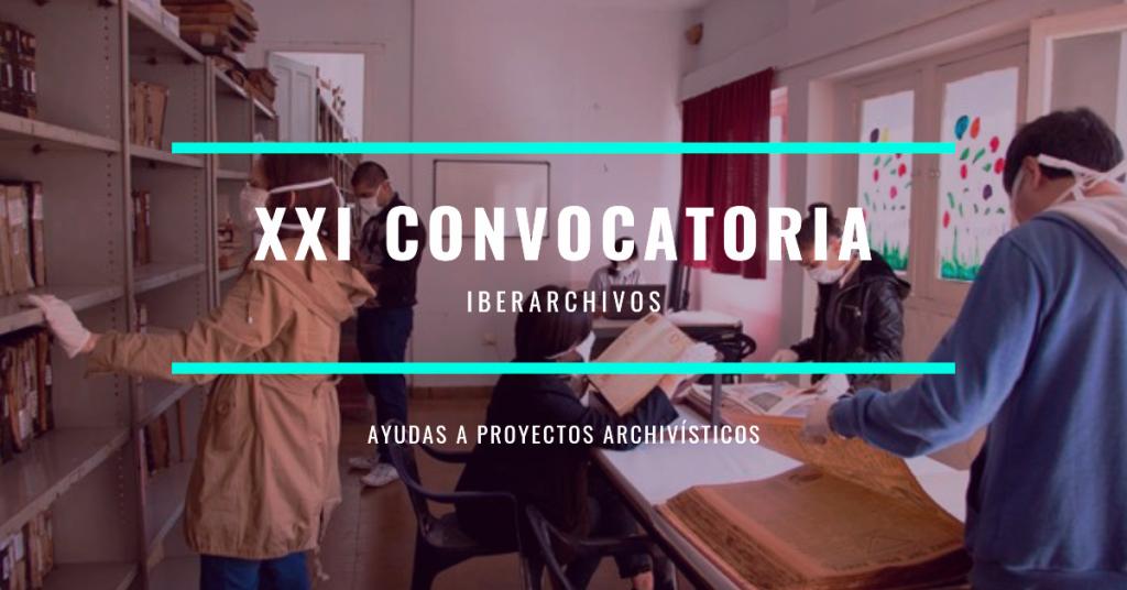 xxi convocatoria_Esp