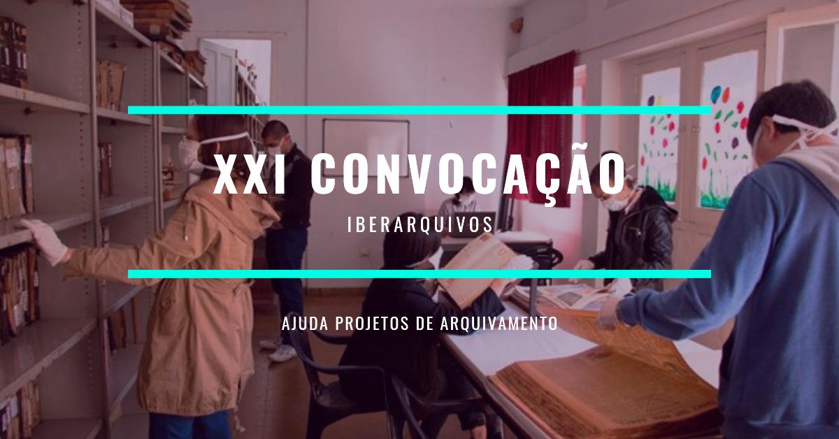 xxi convocatoria_pt
