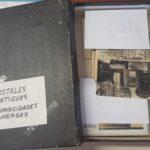 2015_104_06- Postales antiguas en su contenedor de origen