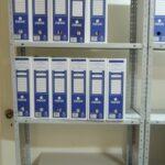 2015_104_07- Cajas rotuladas del archivo