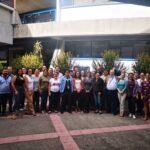 fotos grupales de los participantes al curso incluyendo a la señora Carlota Bustelo R.- 23