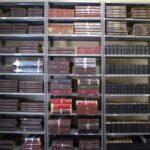 Documentos encadernados do Laboratório de Herpetologia depois do tratamento de preservação